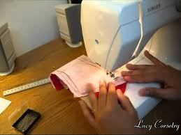 Sewing Drapery Panels Together Corset Making Stitching Panels Together Lucy U0027s Corsetry Youtube