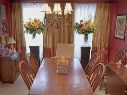 dining room curtain ideas drapery for dining room ideas donchilei com