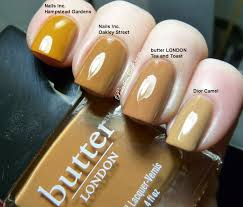 comparison request camel butter london tea and toast