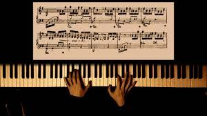 Piano Covers Sheet Music manuel ponce intermezzo no 1 piano cover sheet music youtube