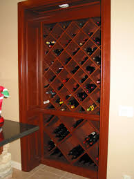 custom cherry built in wine cabinet by haas distinctive woodworks