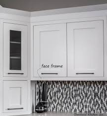 What Are Frameless Kitchen Cabinets Frame Vs Frameless Cabinets What Is The Difference Glenwood