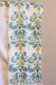 How To Sew A Curtain Valance How To Make Curtains A Super Simple Straight Line Sewing Tutorial