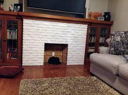 how to whitewash a brick fireplace u2013 barr bungalow