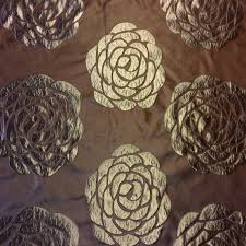 Embroidered Home Decor Fabric Tapestry Brocades Jacquards Embroidered Crewel Silk And