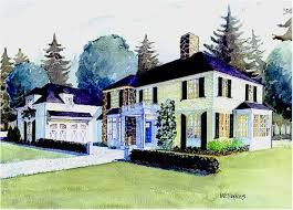 cape cod blueprints shingle style house plans by maine coast cottage co offering
