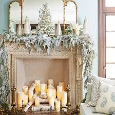 Outdoor Lighted Garland Christmas Garland Decorating Ideas