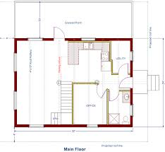 cabin floor plans canada