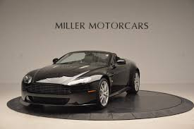 aston martin v8 vantage 2016 aston martin v8 vantage roadster stock a1213 for sale near