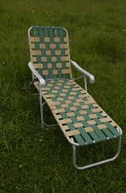 What Is A Lawn Chair 70s Lawn Furniture Spent Many Summer Days Laying Out In The