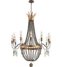 Gold Leaf Chandelier 133 Best Inspiration Lighting Images On Pinterest