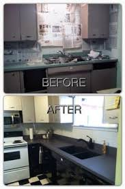 Metal Cabinets Kitchen Vintage Steel Cabinets Refinished And Clear Coated With
