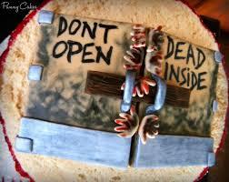 walking dead cake ideas walking dead decoration ideas decoration image idea