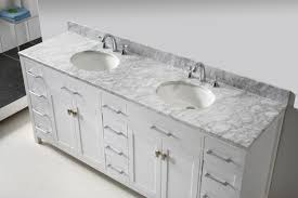 Bathroom Vanities Maryland Virtu Usa Caroline Parkway 78 Bathroom Vanity Set In White