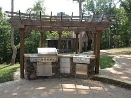Outdoor Patio Kitchens by Island Outdoor Patio Kitchen Ideas Backyard Outdoor Kitchen Ideas
