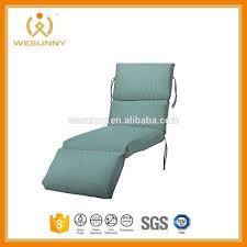 Poolside Seat Cushion Waterproof Pool Chair Cushion Waterproof Pool Chair Cushion