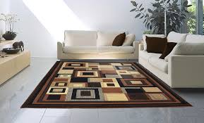 6 X 8 Area Rugs Modern Casual 8x11 Area Rug Large Contemporary Carpet Actual 7