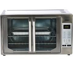 Oster Extra Large Convection Toaster Oven Oster Xl Digital Countertop Oven W French Doors Page 1 U2014 Qvc Com