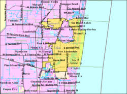 Palm Beach Florida Zip Code Map Fort Lauderdale Florida Wikipedia