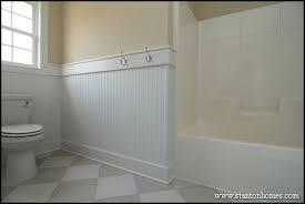 Bathroom Wainscoting Ideas Horizontal Wainscoting Beautiful Horizontal Wainscoting With