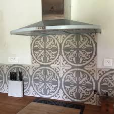 cr馘ence cuisine carreaux de ciment awesome carreaux de ciment credence cuisine images design trends