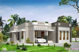 Tamilnadu Style Single Floor Home Kerala Design Plans Building