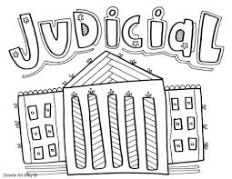 branches of government coloring pages and printables classroom