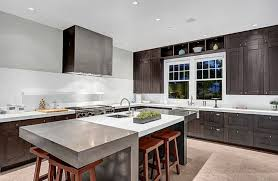 kitchen counter island 35 large kitchen islands with seating pictures designing idea