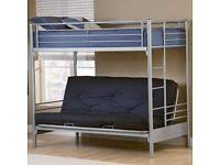 Bunk Bed With Sofa Bed Underneath Sofa Bunk Bed Beds U0026 Bedroom Furniture For Sale Gumtree