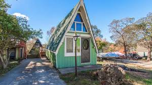 beautiful tiny a frame cottage in lampe mo for sale youtube