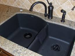 sinks undermount kitchen black undermount kitchen sink composite granite