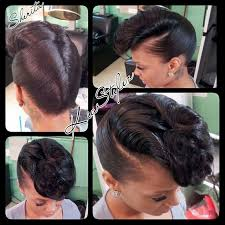 atlanta hair style wave up for black womens 97 best flawless hair buns updo s images on pinterest black
