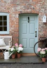 Cottage Curb Appeal - curb appeal cottage style front doors apartment therapy