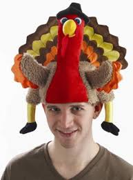 turkey hat plush turkey hat costumes free shipping