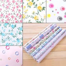 yazi contact paper vinyl self adhesive floral wallpaper drawer