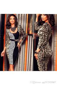 2014 new fashion winter dress leopard print two side and