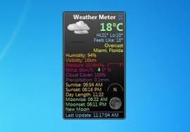 gadget de bureau windows 7 gratuit weather gadgets windows 7 8 10 gadgets