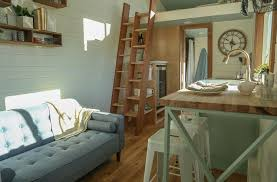tiny house town rustic tiny home by tiny heirloom