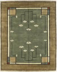 6 X 6 Area Rug Ginkgo Pc 21b 2 6 X 6 Area Rug Runner By The Carpet Buy