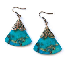 easy earrings easy card stock earrings allfreejewelrymaking