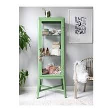 Ikea Stockholm Glass Door Cabinet Ikea Cabinet Cheaper Than A Vintage Cabinet To Showcase