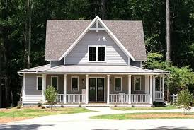 Southern Living House Plans With Porches Four Gables Plan Sl 1832 This Version Is On Concrete Slab