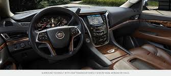 2015 cadillac escalade esv interior 2015 cadillac escalade to start at 71 695 page 3