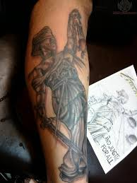 dark justice lady tattoo design in 2017 real photo pictures