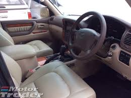 toyota land cruiser cygnus 2000 toyota land cruiser cygnus rm 58 999 used car for sales
