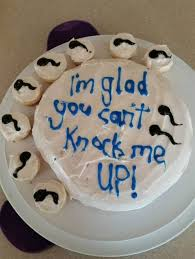 funny vasectomy cake ideas pictures of hilarious vasectomy cakes