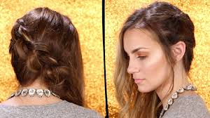 how to curl loose curls on a side ethnic hair side braid with romantic soft loose curls date night boho hair