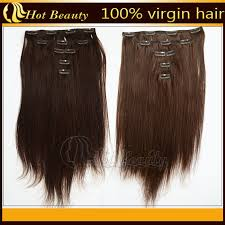 real hair extensions clip in hair extensions real clip in weft hair extensions