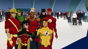 young justice young justice 1 01 independence day roy harper speedy arsenal