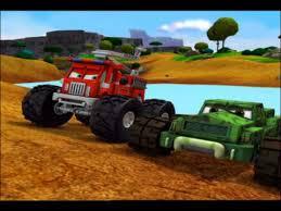 bigfoot monster truck game bigfoot presents meteor and the mighty monster trucks episode 09